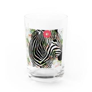 縞 ウマ子 Water Glass