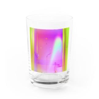 緑桃 Water Glass