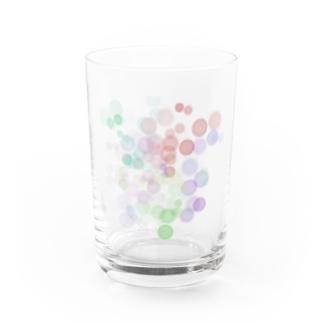 1年間ショップのポワポワ Water Glass