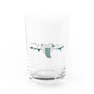 cuteだよね Water Glass