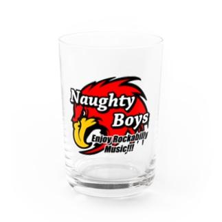 Naughty Boys official storeのNaughty Boys  フルカラーキャラ Water Glass