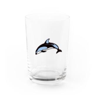 カマイルカ・グラス Water Glass