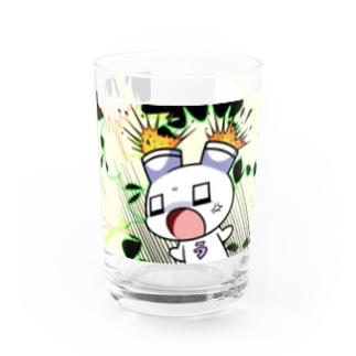 USATAN!! Water Glass