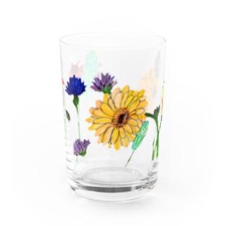 おはな Water Glass
