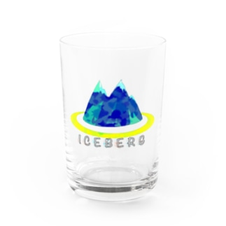 氷山 Water Glass