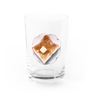 BREAD PLATE  Water Glass