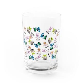 hikaliyanoの昭和グループ Water Glass