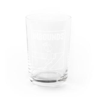 PBスティック君 inbounds Water Glass
