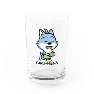 YURU-NEGA:6 Water Glass