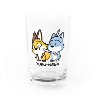 YURU-NEGA:8 Water Glass