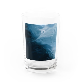 淀み Water Glass