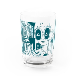 ムムっ! Water Glass