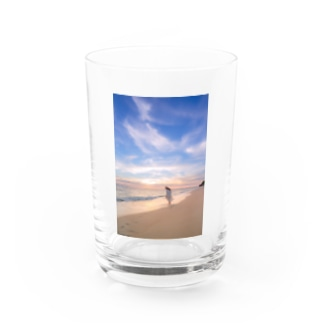 sunset~KENちゃんの写真フォルダ~ Water Glass
