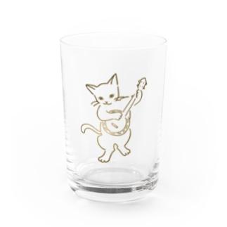 バンジョー弾く猫 1 Water Glass