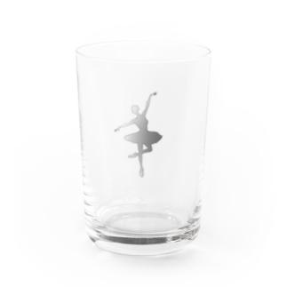 バレリーナ Water Glass