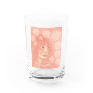 花 Water Glass