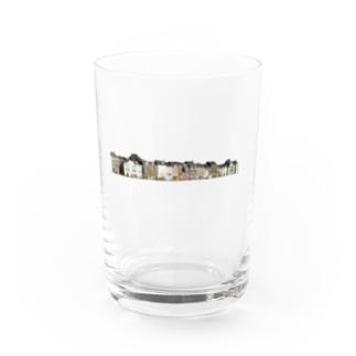 Maastrichtのグラス Water Glass