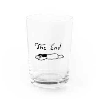 The end Water Glass