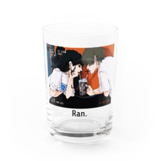 Coffee time Water Glass