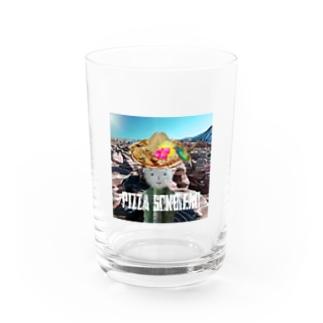 【PIZZA SONBLERO】 Water Glass
