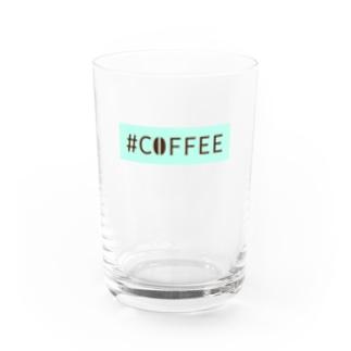 #C0FFEE Water Glass