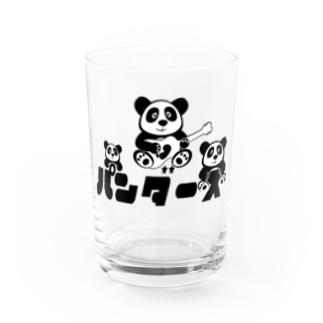 B-3のパンダースグッズ Water Glass