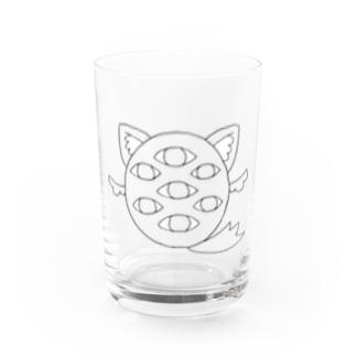 妖怪ななつめ Water Glass