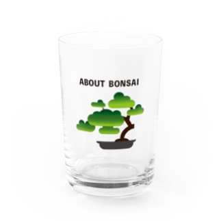 ABOUT BONSAI Water Glass