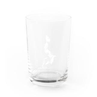 logo white Water Glass