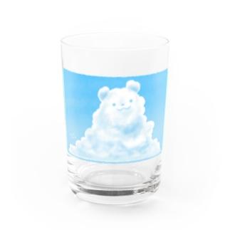 夏の入道ぐま Water Glass