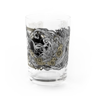 BLACKINK のTAROT - THE SUN. Water Glass