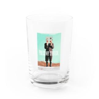 【PRESS MY SWICH】 Water Glass