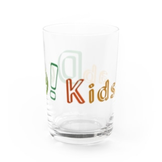 Do! Kids Lab公式 キッズプログラマー 3D系ロゴ Water Glass