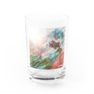miss you Water Glass