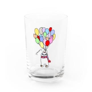 〈APEX〉ジブくまちゃん Water Glass