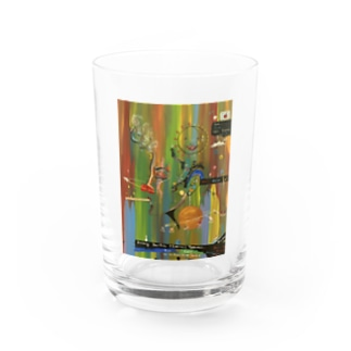 「kei-zoku」 Water Glass