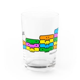 MIDIドクロ -整列ピコピコ Water Glass