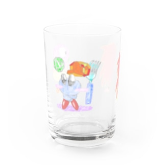 karada Water Glass