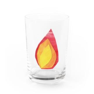 feux follets (鬼火) Water Glass