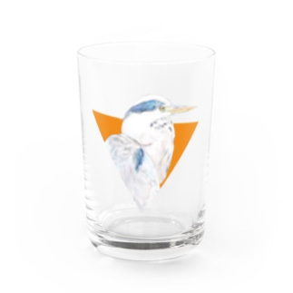 夕暮れに、青 【limited edition】 Water Glass