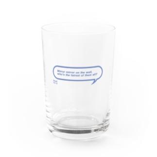 返事はいらない Water Glass