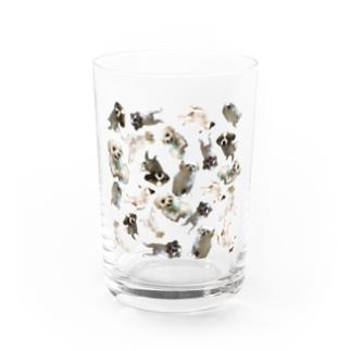 うちのいぬ 23 Water Glass