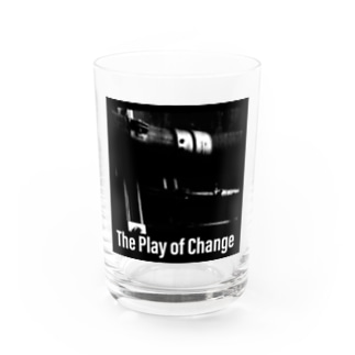 The Play of Change Water Glass
