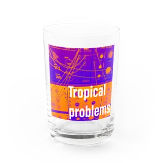 Tropical problems Water Glass