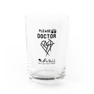 k_iのplease doctor Water Glass