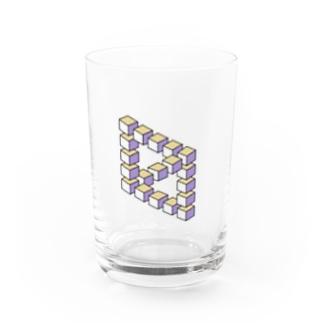hallucination Water Glass