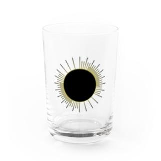 DARK MATTER Water Glass
