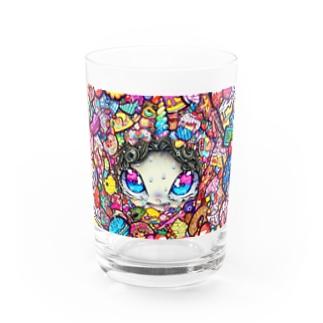 🍭🍩可愛いものに溺れる🧁🍓グラス Water Glass