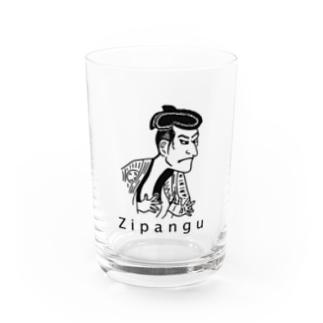 浮世絵 Water Glass