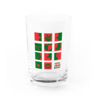Seto HiroakiのLOVE SOMEBODY Water Glass
